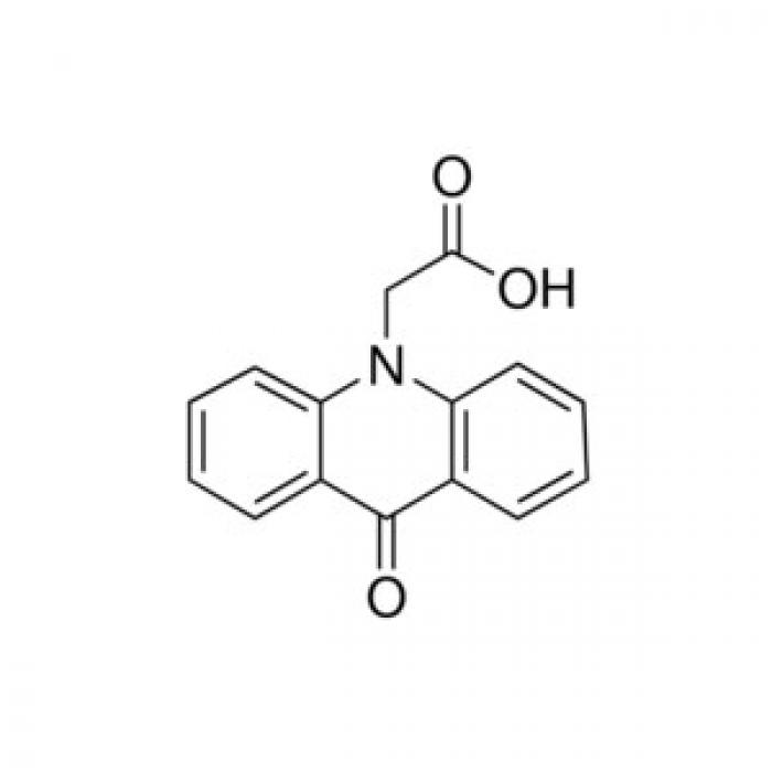 9-Oxo-10(9H)-acridineacetic acid