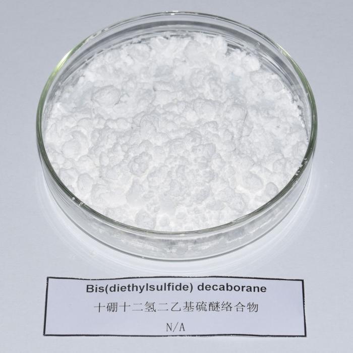 Bis(diethylsulfide) decaborane