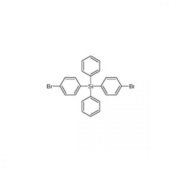 Bis(4-broMophenyl)-diphenyl-silane