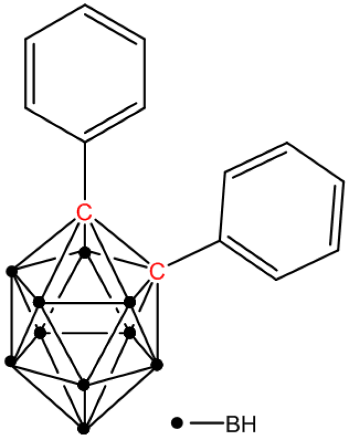Diphenyl-ortho-carborane