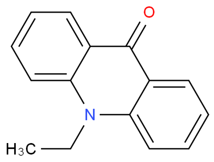 9-Acridanone, 10-ethyl-